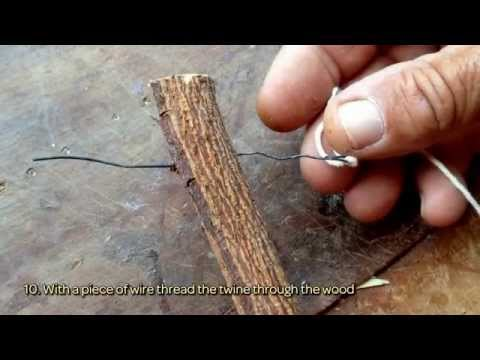 How To Make A Rustic Driftwood Decor Lighting – DIY Crafts Tutorial – Guidecentral