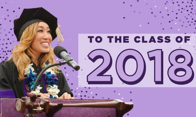 5 things I wish I could tell my 22-year old self   Commencement Speech to the Class of 2018
