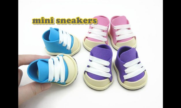 DIY Doll Accessories Mini Sneakers Shoes