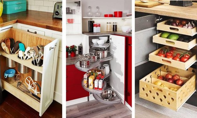 40 + Best Small Kitchen Ideas || DIY Kitchen Storage and Organization Ideas || Top  Modern Kitchen