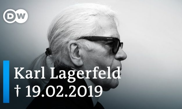 Karl Lagerfeld – fashion designer and icon | DW Documentary